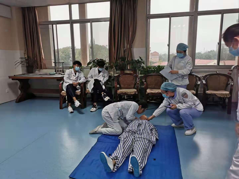 康复治疗师、劳务派遣人员急救培训